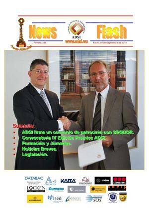 - Revista  News-Flash ADSI Nº 286