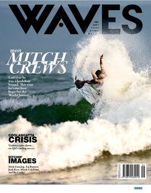 GLOBE SURF TEAM [WAVES ETHDOG'S ISSUE]
