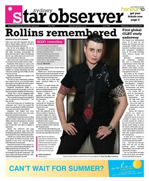 Sydney Star Observer issue 1040