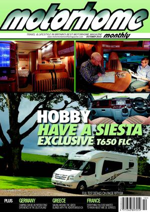 October 2010 - Motorhome Monthly Magazine