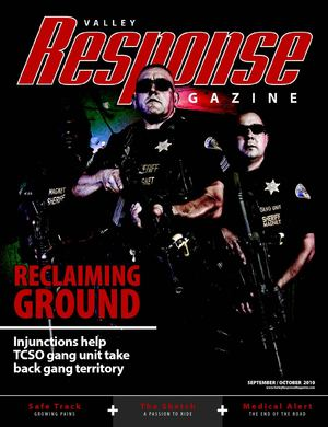 Valley Response Magazine - September/October 2010