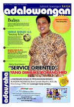 Tabloid adalowongan edisi #21