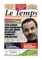 Le Temps d'Algerie Edition du 3 octobre 2010