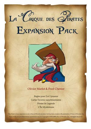 La Crique des Pirates - Expansion Pack