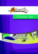 Catalogue Advertiz Displays 2011