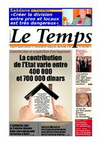 Le Temps d'Algerie Edition du 30 octobre 2010