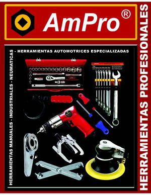 Catalogo Ampro centrollano.com.ve