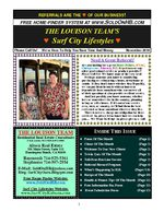 Surf City Lifestyle News - November 2010 Issue