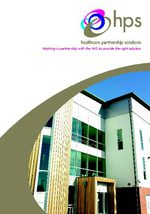 Healthcare Partnership Solutions Brochure