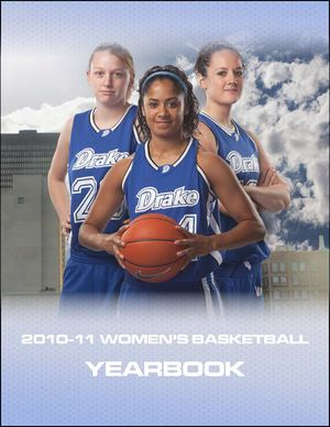 Drake Women's Basketball 2010-2011