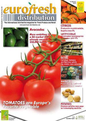 Eurofresh Distribution n°110 November - December 2010