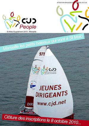 St Malo - Supplément - CJD People Marseille
