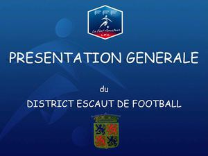 PRESENTATION GENERALE DU DISTRICT