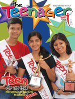 The Teenager I December 2010 I Teen of the Year 2010