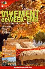 Brochures Parutions Crt Tarn - Vivement ce week End Automne 2010
