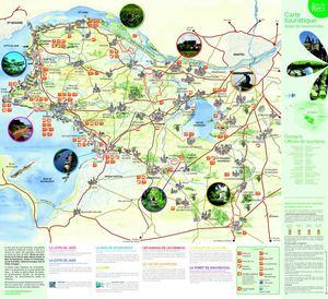Calam o carte touristique id es de randonn es du pays - Saint nicolas de veroce office du tourisme ...