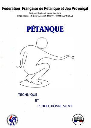 Calam o manuel de p tanque for Regle de la petanque provencale