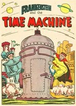 The Time Machine (Frankenstein comics - 1946)