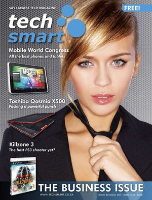 TechSmart 90, March 2011, The Business Issue