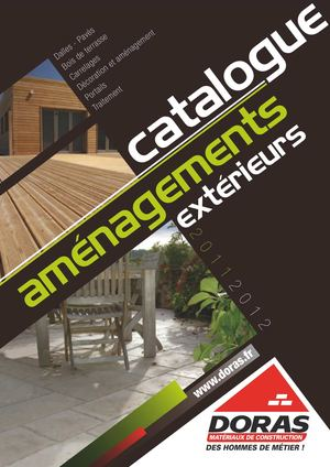 Calam o catalogue am nagement ext rieur for Catalogue amenagement exterieur