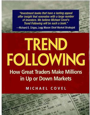 Michael Covel - Trend Following