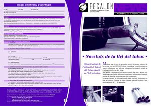 Newsletter nº1 (2006)