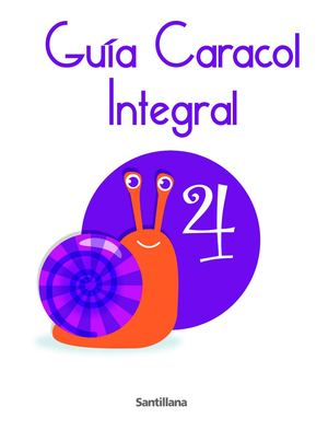 Guía Caracol Integral 4to