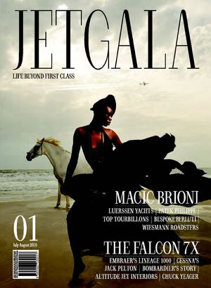Jetgala Magazine Issue 1