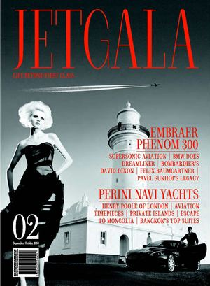 Jetgala Magazine Issue 2