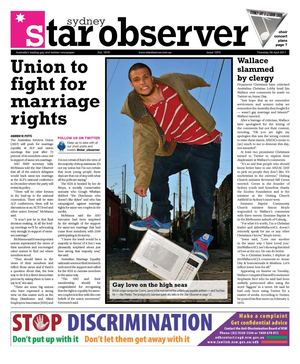 Sydney Star Observer issue 1070