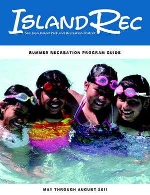 Summer Program Guide 2011