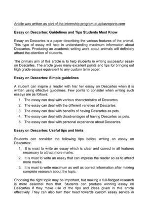 Cause and effect essay writing ppt