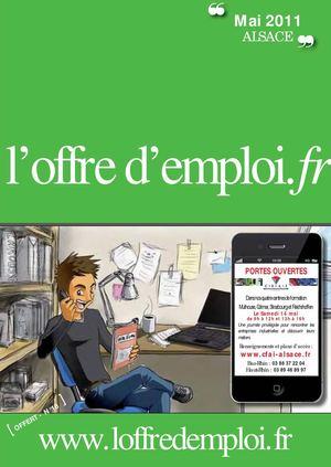 offre d'emploi vdi alsace