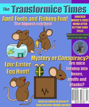 The Transformice Times: May Issue 2011