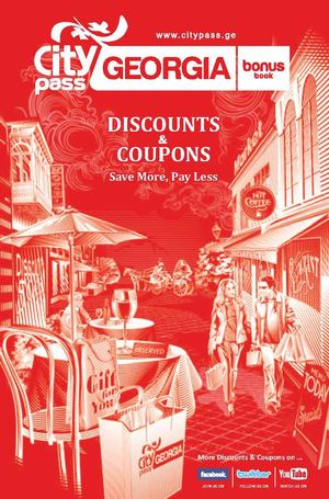 Tbilisi City Pass Discounts&Coupons