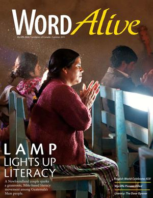 Word Alive Magazine - Summer 2011