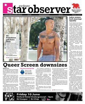 Sydney Star Observer issue 1075