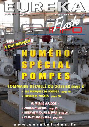 EUREKA FLASH INFO N°59 - JUIN 2011