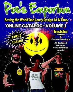 Poe's Emporium's Catalog of Swag, June 2011 Edition