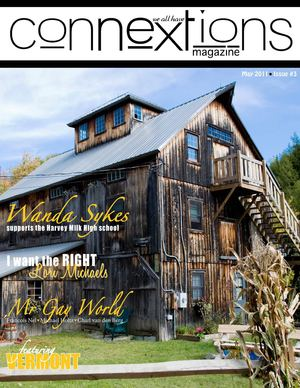 Connextions Magazine Issue 3 - Vermont