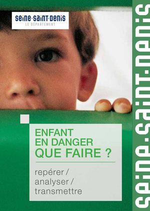 Enfant en danger : que faire ?