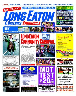 July 2011 - The Long eaton & District Chronicle