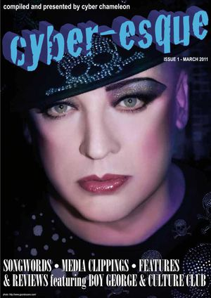 cyber-esque - Issue 1, March 2011