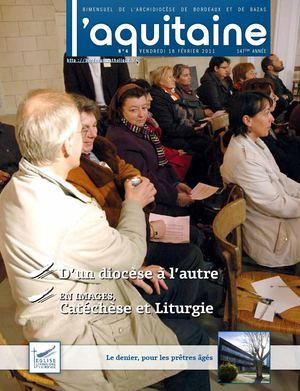 Calam o 2011 04 l 39 aquitaine f vrier 2011 le journal des catholique - Le journal de bordeaux ...