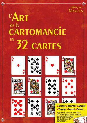 Calam o l 39 art de la cartomancie en 32 cartes - Tirage des 32 cartes en coupe ...