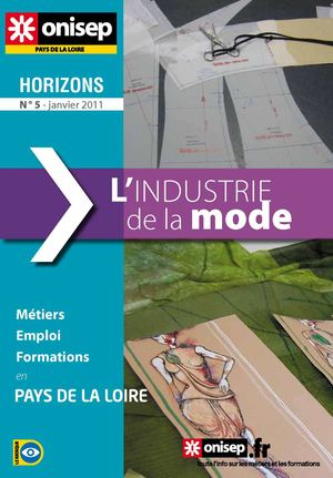 cahier horizon N°5 - L'industrie de la Mode