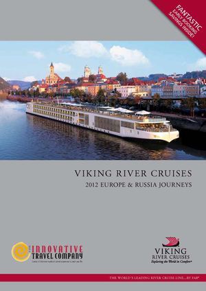 Viking River Cruises 2012 Earlybird Discounts
