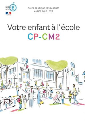Guide des parents du CP au CM2