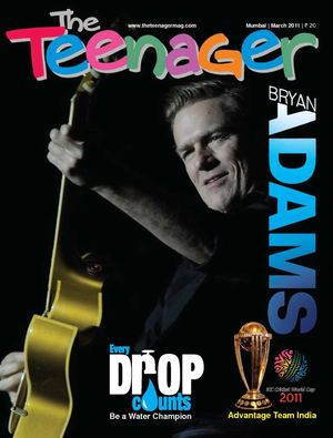 The Teenager I March 2011 I Bryan Adams