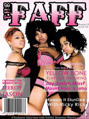 The Faff Magazine Issue 03 August 2011